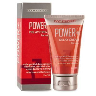 Chống xuất tinh sớm Power Delay Cream