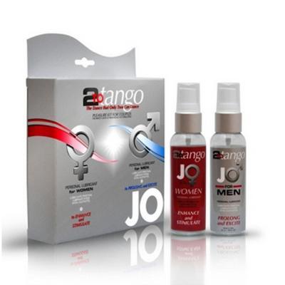 Gel tăng khoái cảm và chống xuất tinh sớm Jo 2 Tango