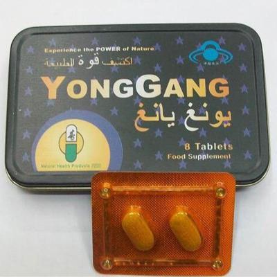 Thuốc thảo dược cường dương YONGGANG hàng chuẩn DUBAI